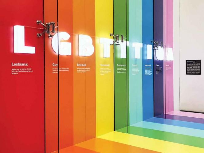 Revaloran los derechos LGBT+ en el Museo Memoria y Tolerancia. Noticias en tiempo real