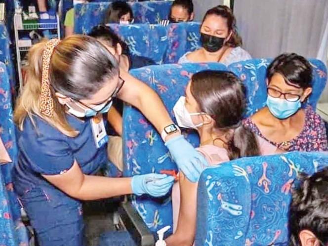 Inicia vacunación de adolescentes; arranca el registro el 1 de octubre. Noticias en tiempo real