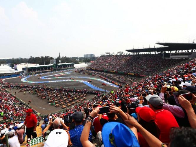 Por qué el GP de la Ciudad de México de F1 será una referencia para el país. Noticias en tiempo real