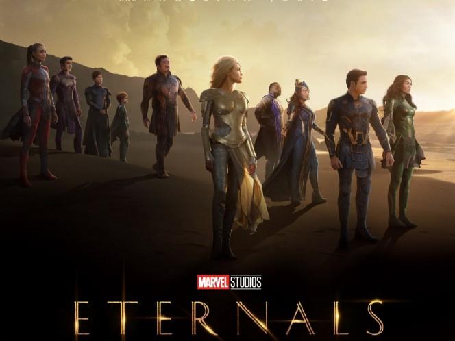 Eternals será ajeno al caos del Multiverso Marvel. Noticias en tiempo real