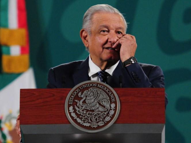 López Obrador asegura que no negociará presupuesto por reforma eléctrica