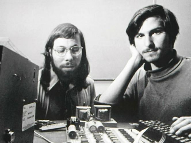 En 1976 comenzaron a trabajar en el garage de la familia Jobs. En ese entonces Wozniak trabajaba en Hewlett-Packard y Jobs en Atari. Foto: Especial