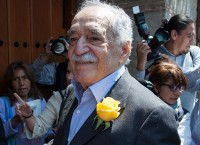 Suenan Las Mañanitas en casa de Gabriel García Márquez
