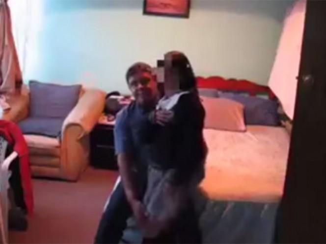 Detienen a presunto pederasta que grababa videos en el Edomex