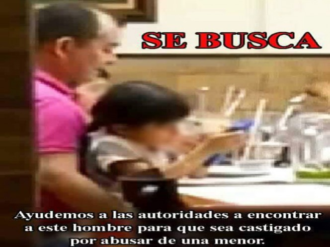 Exhiben presunto caso de pederastia en restaurante de Tabasco | excelsior