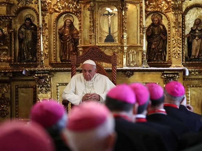 El Papa denuncia crisis de corrupción en AL: 'Odebrecht, una anécdota chiquita'