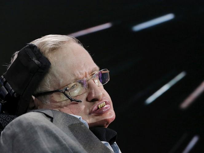 La sabiduría de Stephen Hawking en frases