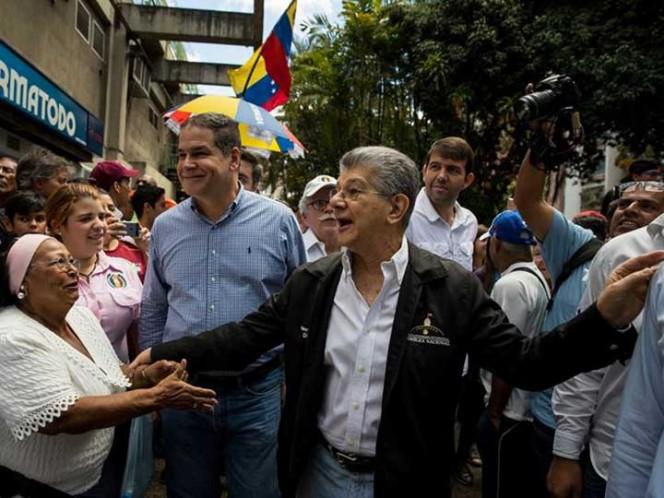 Oposición venezolana inicia campaña contra elección presidencial