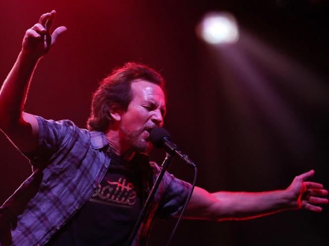 Pearl Jam abre los fuegos de Lollapalooza Chile