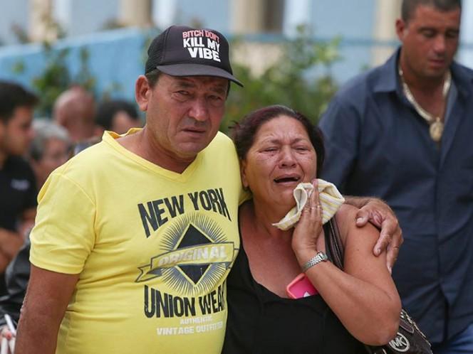 Fallece otra de las sobrevivientes del avionazo en Cuba