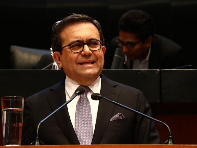 Ildefonso Guajardo reprocha al PAN inflación de canasta básica