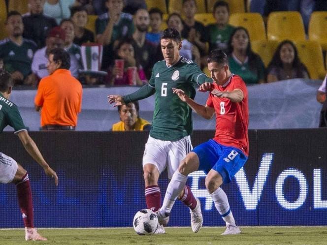 Minuto a minuto: México vs Costa Rica (Amistoso)