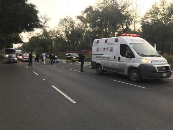 Muere policía auxiliar en Insurgentes Norte tras infarto