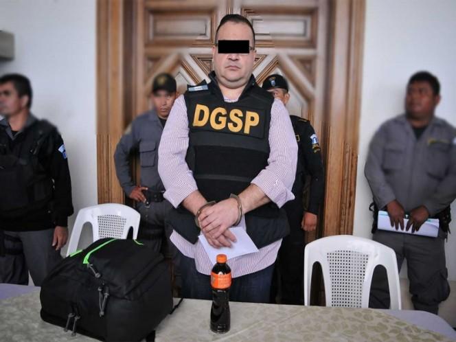 Duarte permanecerá en la misma celda y sin privilegios