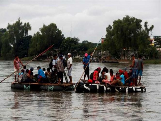 Presidentes de México, Honduras y Guatemala abordan plan migratorio