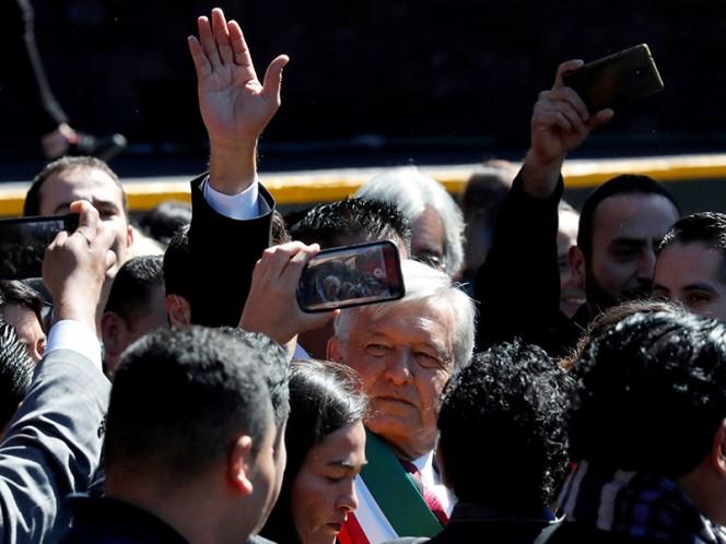 'No le voy a fallar al pueblo de México, estoy a la altura': López Obrador