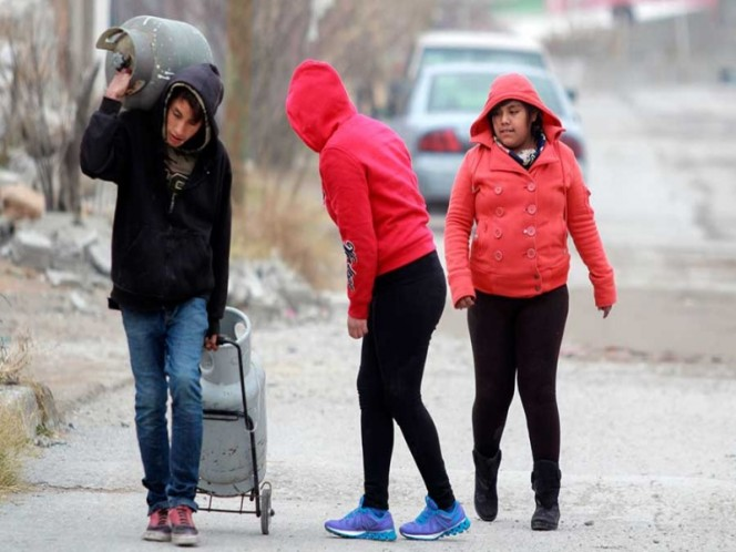 Alerta en Chihuahua por segunda tormenta invernal