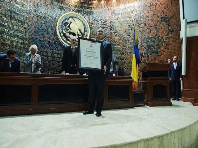 Alfaro asume como gobernador de Jalisco; principal reto: la seguridad