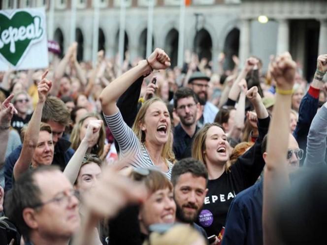Irlanda le dice 'sí' a la legalización del aborto