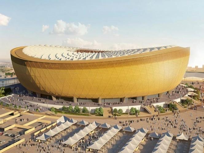 Así será el estadio de la final del Mundial 2022