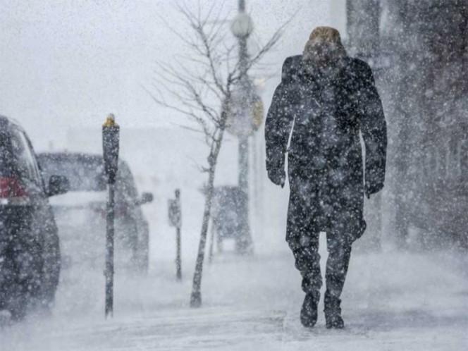 Mueren dos hombres congelados por intensas nevadas en Serbia