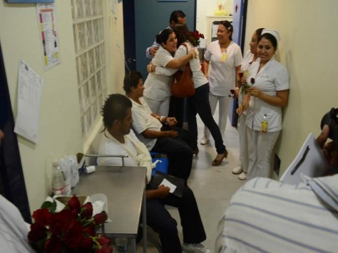Inicia IMSS-Bienestar en Día de los enfermeros en Tabasco