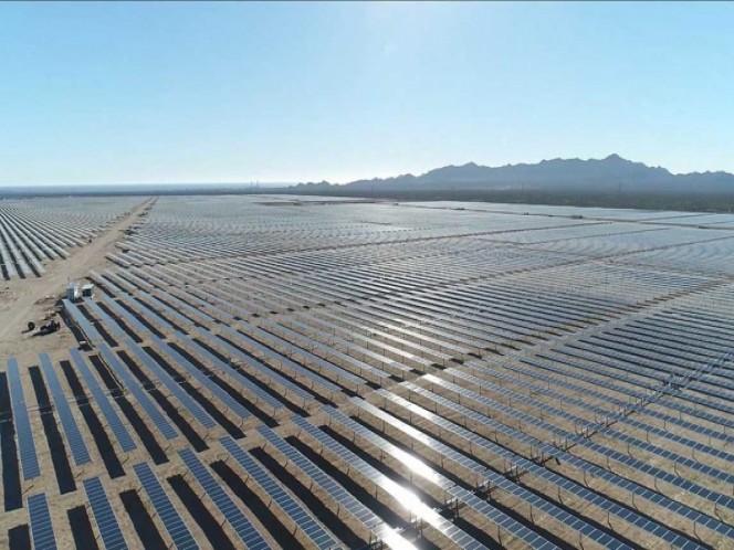 'Puerto Libertad', la nueva planta solar que dotará de energía a medio millón de hogares