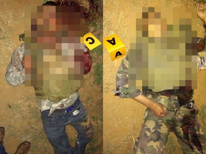 Tiroteo en Tamaulipas deja cinco sicarios muertos y un soldado herido