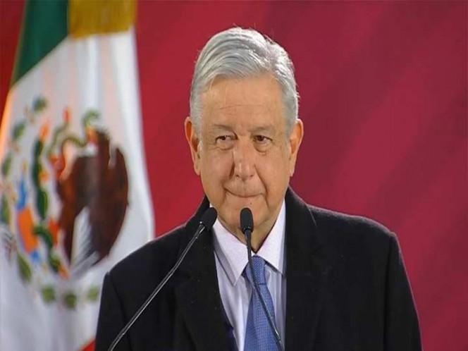 'Limpiaremos el gobierno como se barren las escaleras': Obrador