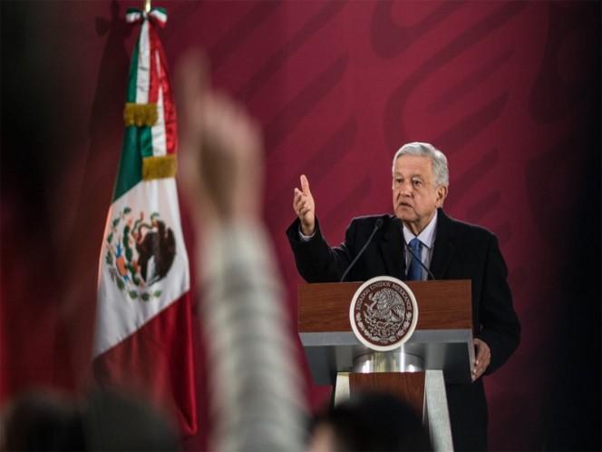 No habrán desequilibrios económicos por plan contra huachicol: López Obrador