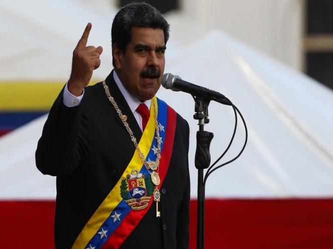 EU reitera que no reconoce la toma de posesión del 'dictador' Maduro