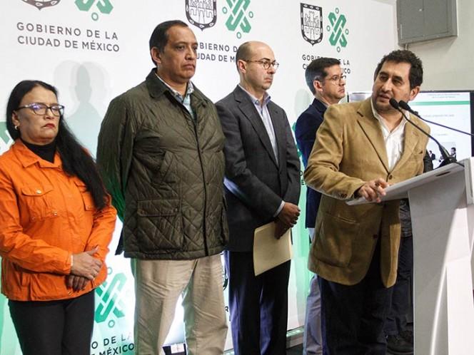 Participan 430 empresas en sorteo para reconstrucción de CDMX