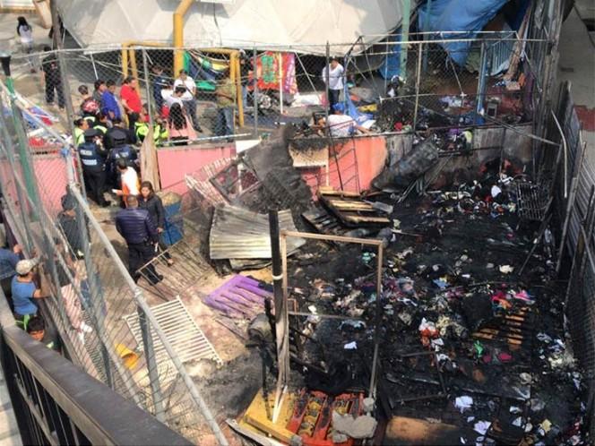 Acusan negligencia de GCDMX en incendio de Multifamiliar Tlalpan