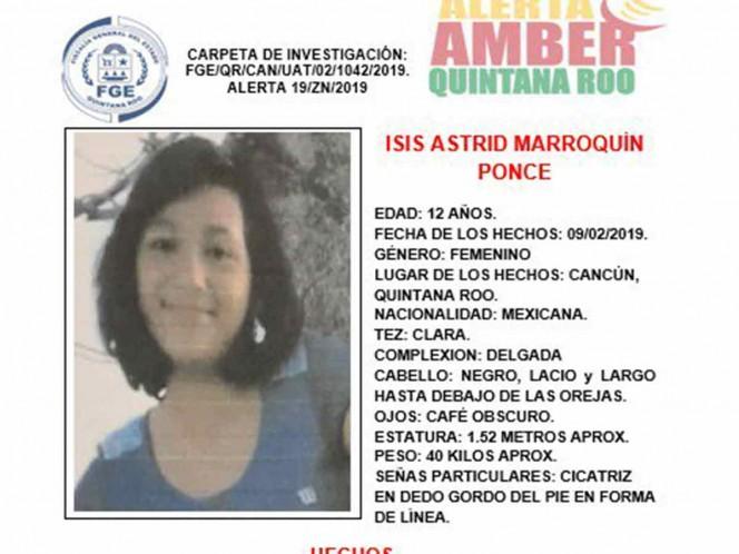 Desaparecen 2 menores en Cancún, piden apoyo para localizarlas