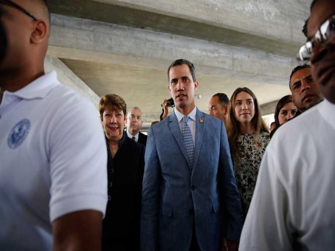Gobierno de Maduro investiga el patrimonio de Guaidó