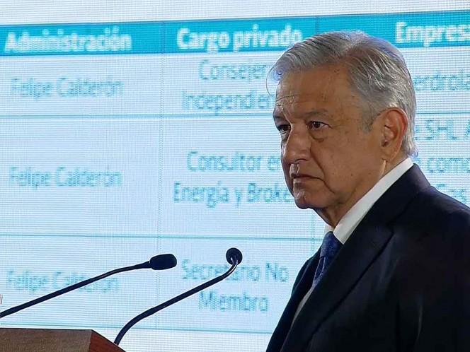 Plantea López Obrador veda de 10 años contra 'chapulineo fifí'
