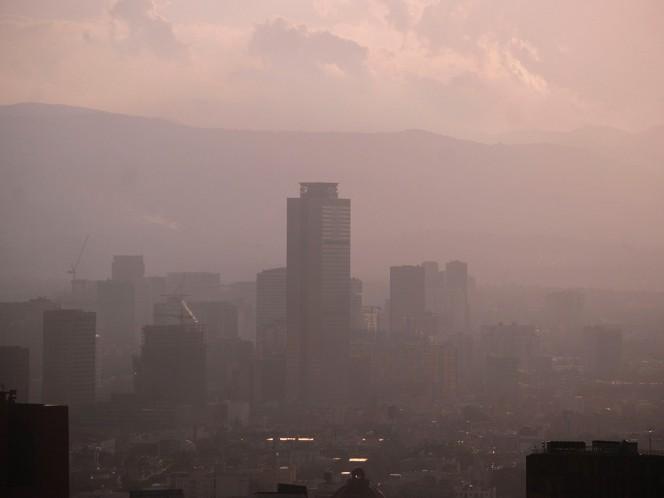 Se registra mala calidad del aire en zona noreste del Valle de México