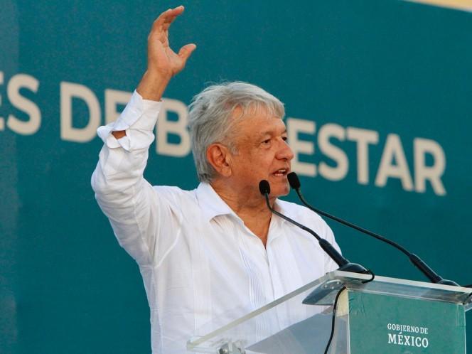 La justicia va a llegar al pueblo de México: López Obrador