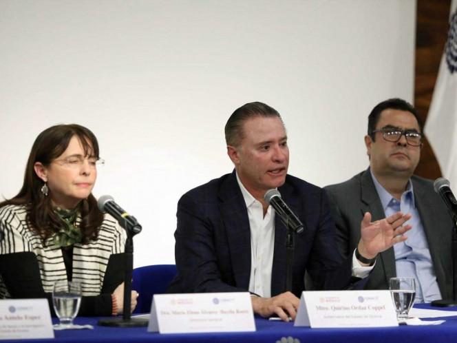 Sinaloa, primer estado en sumarse a política de desarrollo del CONACyT