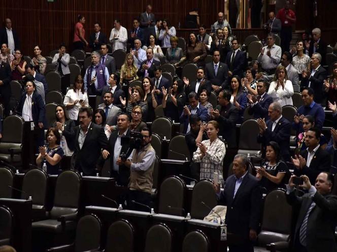 Diputados declaran constitucionalidad de Guardia Nacional; pasa al Senado