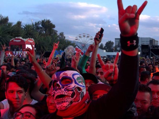 Esperan a ochenta mil personas por día en el Vive Latino