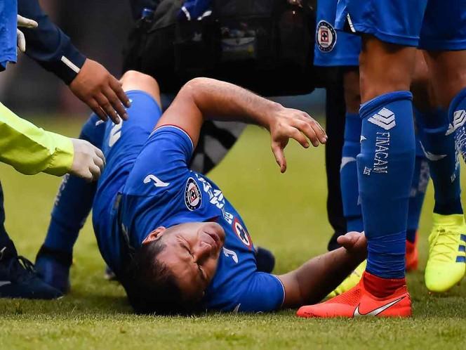 Aguilar podría estar listo para enfrentar a Pumas