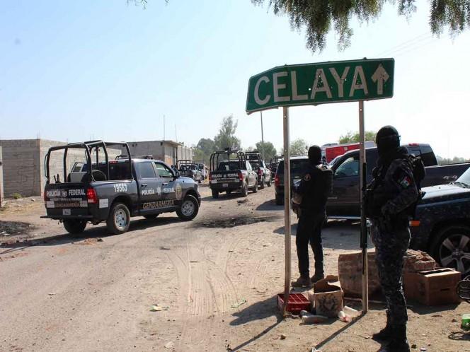 Ataque armado deja varios muertos en Celaya