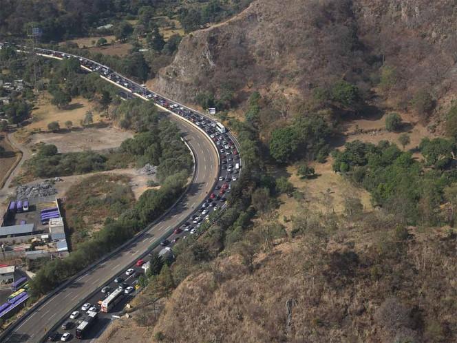 Estos son los cortes viales en Iztapalapa y Cuajimalpa por Semana Santa
