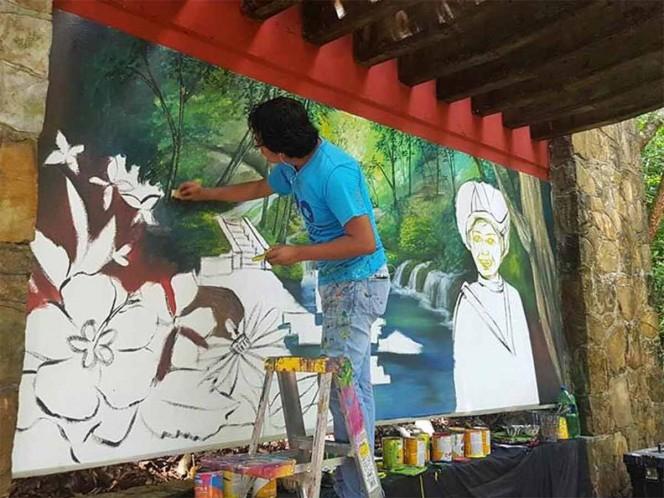 Descarta fiscal de SLP a comando en asesinato de muralista