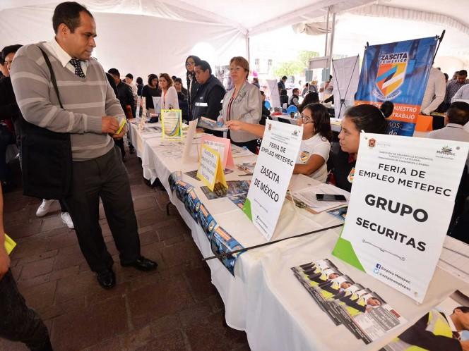 Registra el IMSS la creación de 30 mil 400 empleos en abril