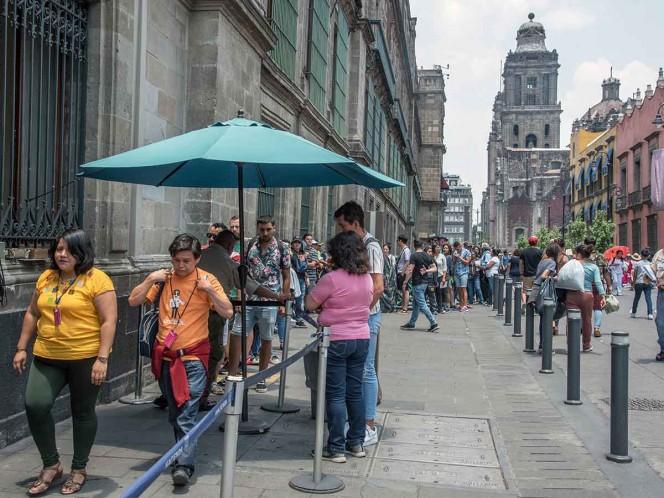 Regular, la calidad del aire del Valle de México