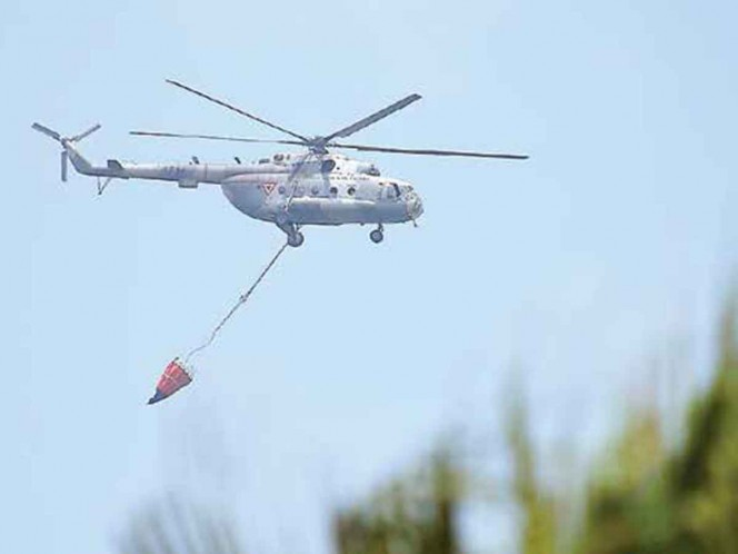 Localizan helicóptero y 6 cuerpos; llegaron a ellos por tierra, en la Sierra Gorda