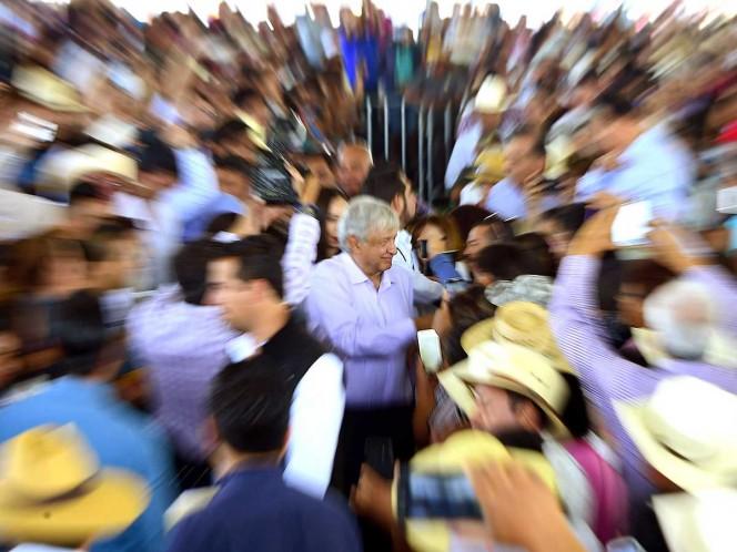 Alista López Obrador gira por Guanajuato y el Edomex