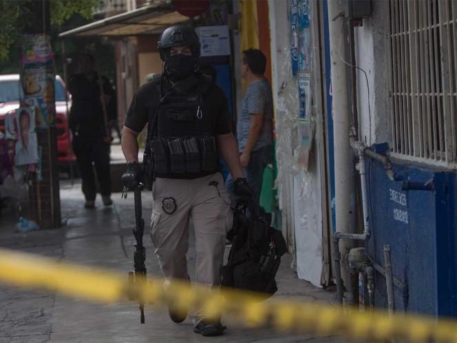 Muere agente ministerial en un enfrentamiento en Nuevo León